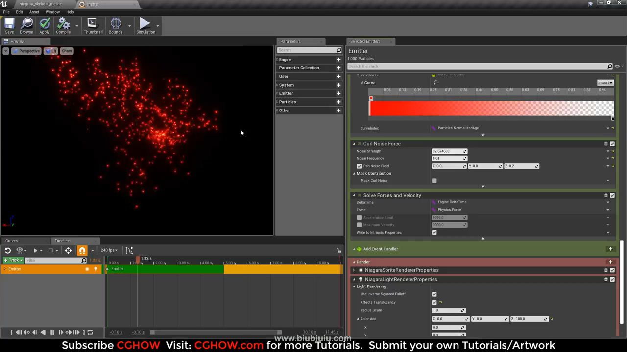 Unreal Engine Tutorial - Niagara Mesh Particles.mp4_20190415_093611.220.jpg
