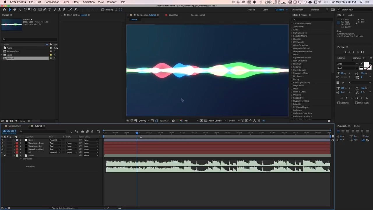 After Effects_ Siri Audio Waveform   FREE TEMPLATE FILE.mp4_20190528_153329.586.jpg