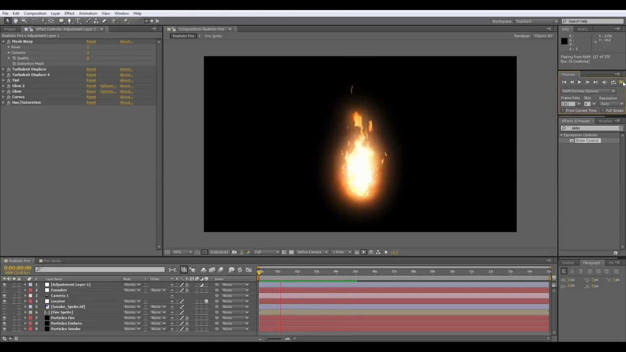 After Effects Tutorial_ Animated Fire - Trapcode Particular.mp4_20190613_142434.623.jpg