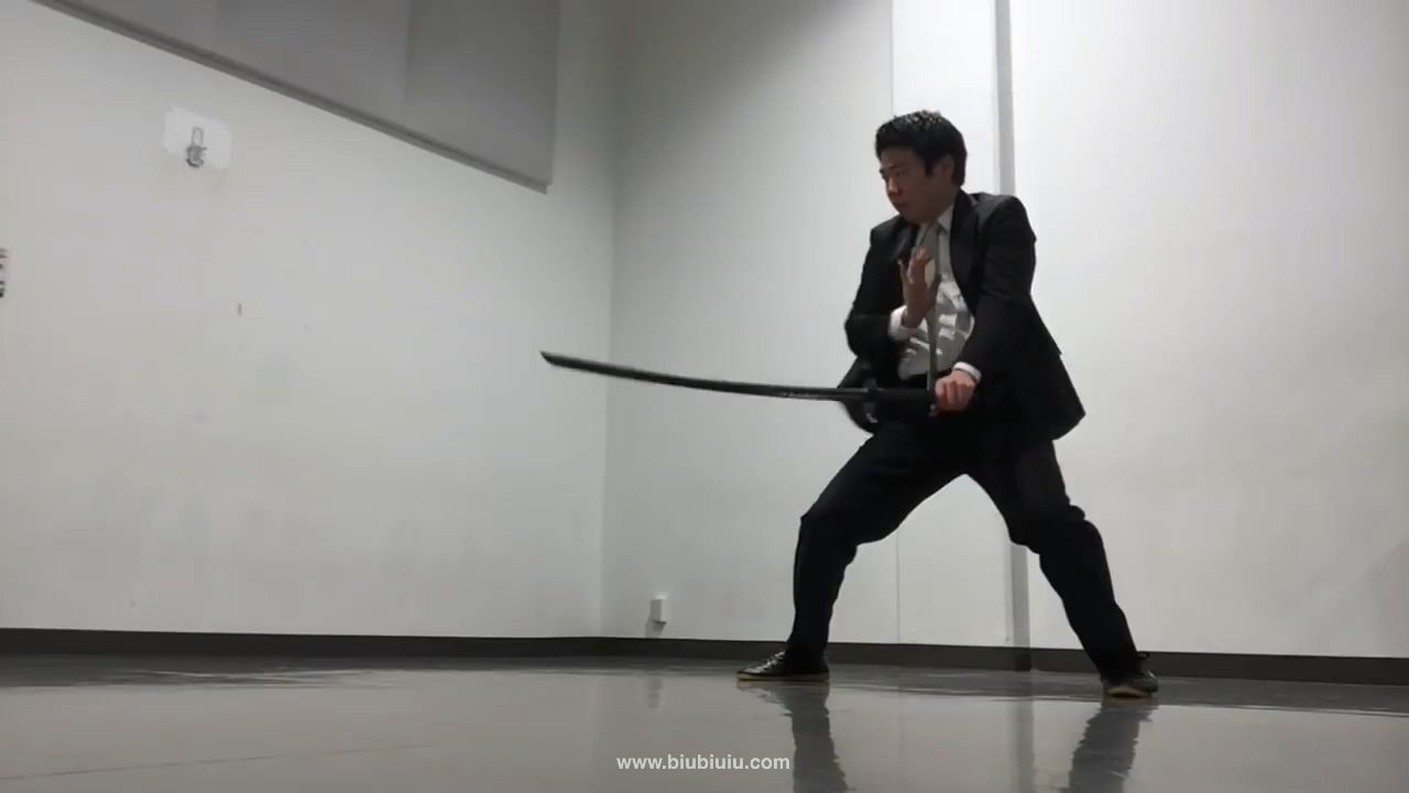 KATANA action of a businessman.  -Japanese businessman game style action 235-.mp.jpg