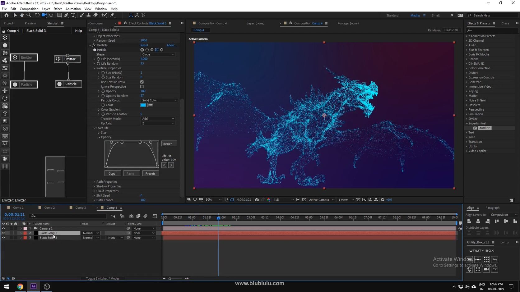 After effects Dragon effects - Stardust Tutorial.mp4_20200101_194446.641.jpg